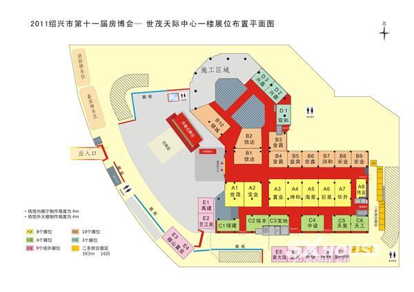 赣州香江半岛地图