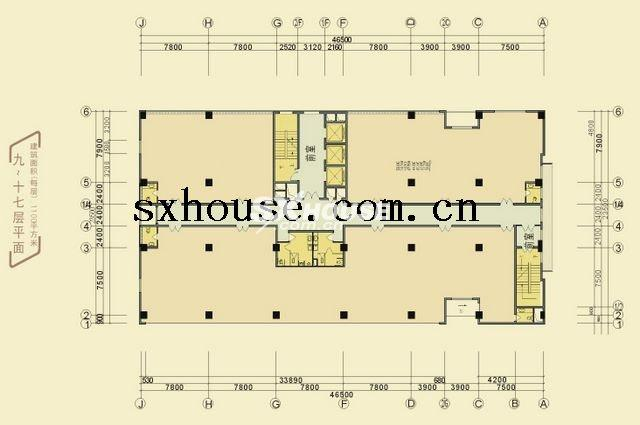 中宇阳光大厦-楼盘图片
